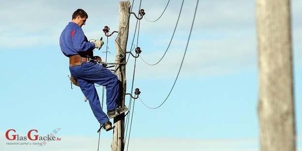 Tko u okolici Korenice ne će imati struje nekoliko dana?