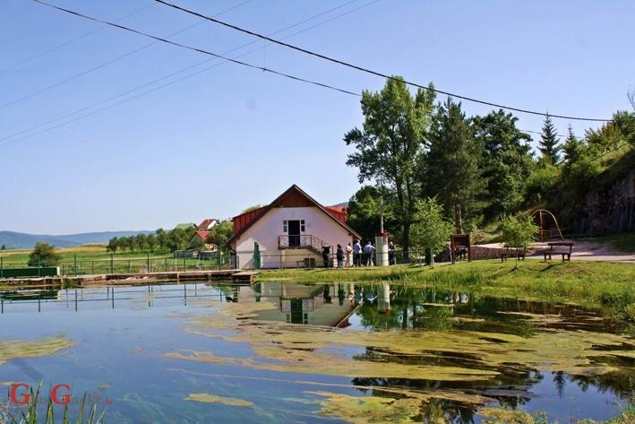 Hrvatski centar za autohtone vrste riba i rakova krških voda dobio novčanu potporu za rakove