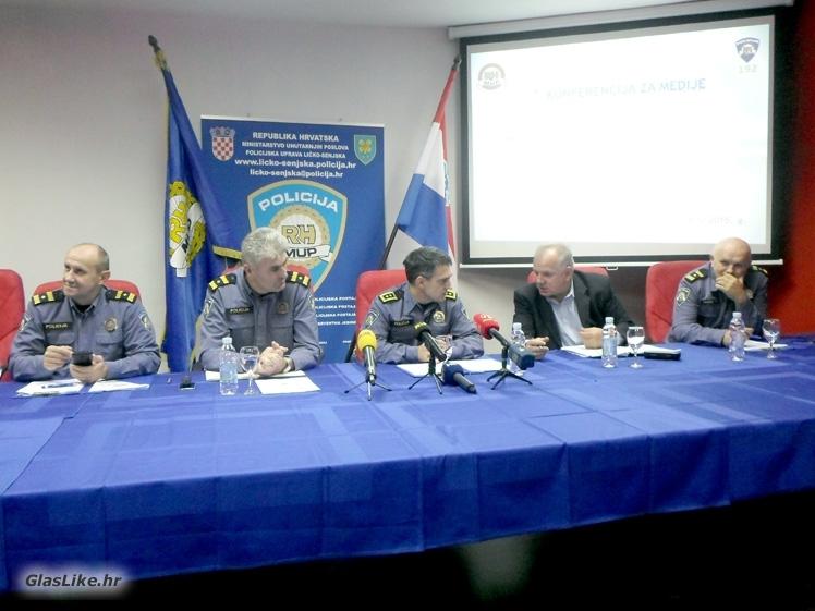 O stanju sigurnosti i projektu e-policija