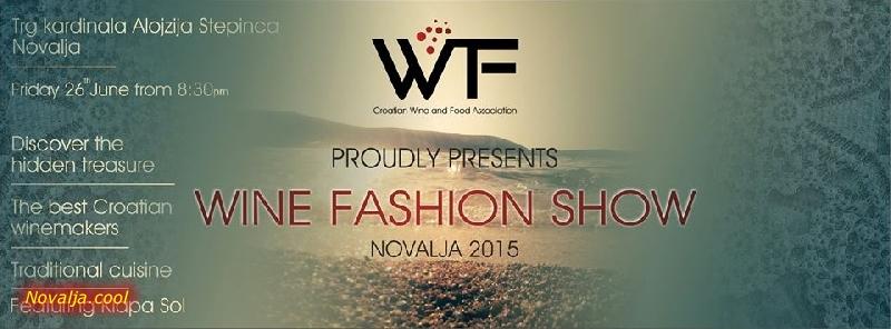 Wine Fashion Show Novalja