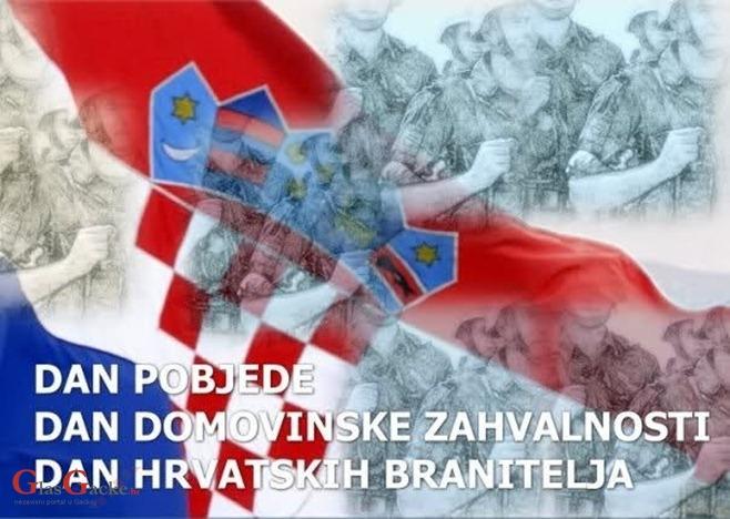 """Općinski načelnik Brinja čestita """"VRO """"Oluju"""""""