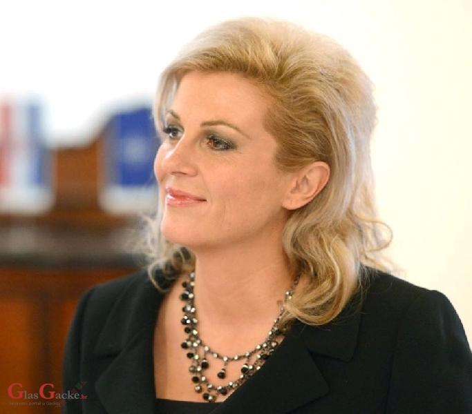 Kolinda Grabar Kitarović danas u Otočcu i Gospiću