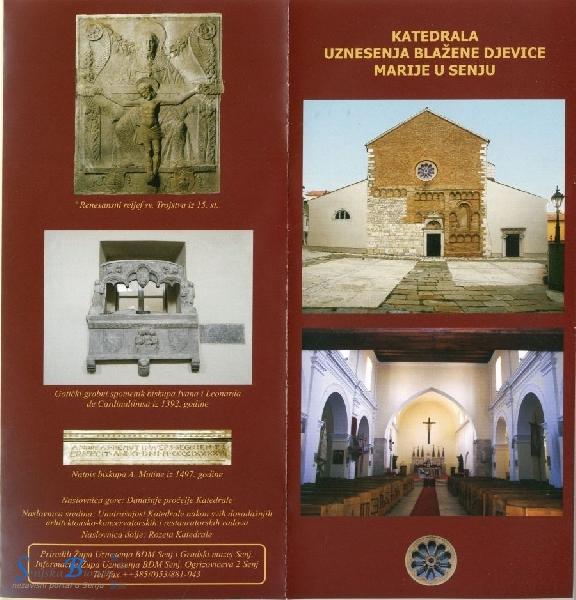 Senjska katedrala Uznesenja Blažene Djevice Marije