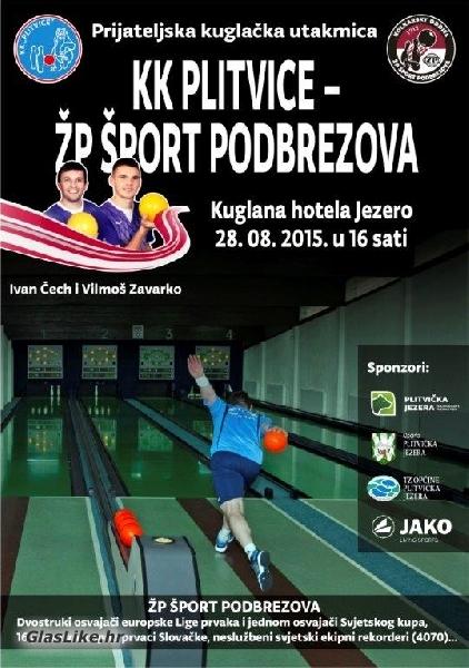 KK Plitvice dolazi slovački klub ŽP Šport Podbrezova