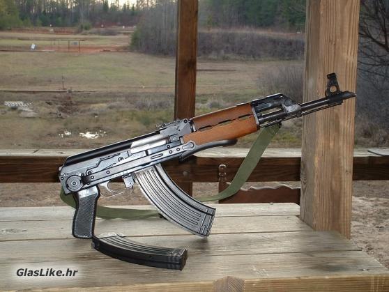 Šumska krađa i nedozvoljeno posjedovanje oružja