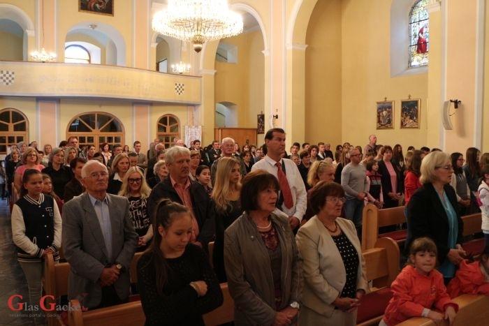 Obilježena Katehetska nedjelja u Otočcu