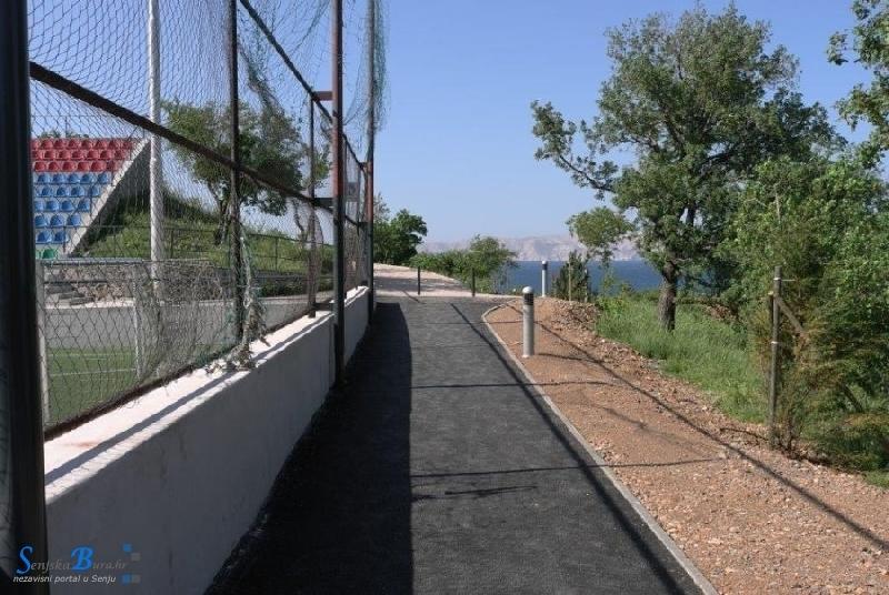 "Projekt RESPITE - ""Izgradnja i razvoj Rekreacijsko - sportskog centra Tenis"""