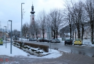 Snijeg u Lici, ne i u Gackoj