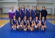 Mlade Gačanke na prvenstvu Regije Zapad