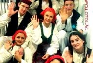 FD Otočac GPOU-a Otočac na  3. međunarodnoj Smotri folklora u Ivancu