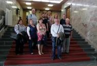 Izaslanstvo HDKN u Ljubljani