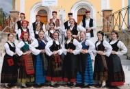 Mladi Folklornog društva Otočac na 3. međunarodnoj smotri folklora u Ivancu
