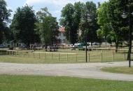 Pripreme za natjecanje šumarskih radnika u gradskom parku