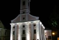 Novo vanjsko osvjetljenje otočke crkve
