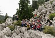 Balkanski botaničari na Premužićevoj stazi