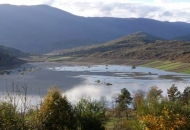 Dolnje švičko jezero - opet pravo jezero