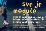 """Za 1000 radosti"""" - SVE JE MOGUĆE!"""