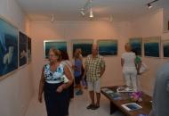 Izložba More - u Galeriji Era u Novalji