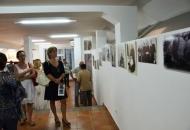 Otvorena prva samostalna izložba Vesne Karavanić