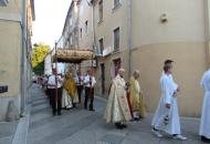 Tijelovska procesija u Senju
