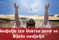 Bijela nedjelja ili nedjelja Božanskog Milosrđa