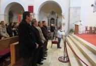 Misa Večere Gospodnje u senjskoj katedrali