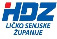 Priopćenje ŽO HDZ-a Ličko-senjske županije
