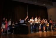 Održan koncert učenika Osnovne glazbene škole