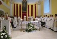 Proslavljen patron gospićke katedrale Navještenje Gospodinovo