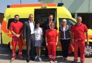 Ministar zdravlja posjetio hitne medicinske timove u HAC Brinje i OB Ogulin