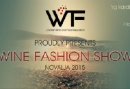 Wine Fashion Show 2015. u Novalji
