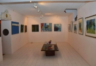 Izložba u Galeriji Era - fundus galerije.