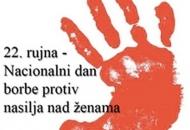 Obilježavanje Nacionalnog dana borbe protiv nasilja nad ženama