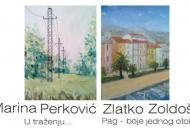 Izložba radova Marine Perković i Zlatka Zoldoša