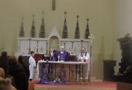Prva nedjelja Došašća u senjskoj katedrali Uznesenja BDM