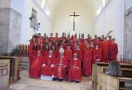 Slavlje sakramenta krizme u Senju