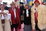 Uskoci, graničari i vukovi na inauguraciji predsjednice RH