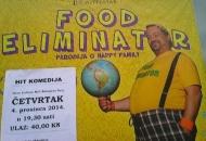 Komedija Food eliminator
