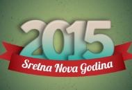 Sretnu Novu godinu želi vam uredništvo portala !