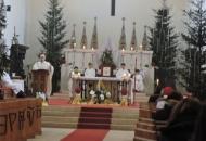 Svetkovina Bogojavljenja u senjskoj katedrali Uznesenja BDM
