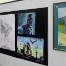 Veliki interes za izložbu mladih umjetnika