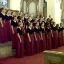 British Columbia Girls Choir - na Plitvičkim jezerima 1. srpnja