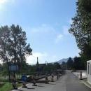 Mostić na Gacki između Lešća i Čovića još uvijek u radovima