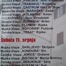 """42. Smotra klapa """"Senj 2015."""""""