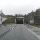 Prometna u tunelu Mala Kapela