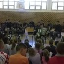Promotivni koncert orkestra harmonika u Brinju