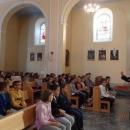 Pokorničko bogoslužje i ispovijedanje za vjeroučenike uoči Katehetske nedjelje