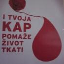 Pripreme za obilježavanje Nacionalnog dana darivatelja krvi