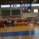 """Mažoretkinje """"Gačanke"""" zauzele treće mjesto na regionalnom prvenstvu mažoret plesa Južne Hrvatske"""