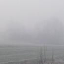 Maglovito jutro u Otočcu